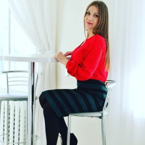 Арина Рекуненко